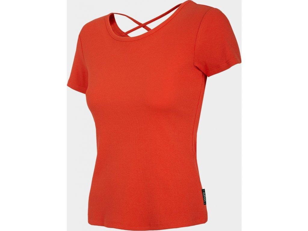 Dámské tričko Outhorn TSD621 Červené