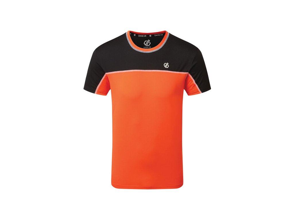 Pánské funkční tričko DRE2B DMT501 Notable Červené
