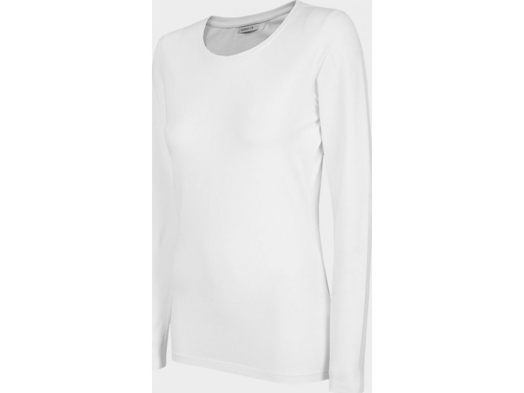 Dámské tričko Outhorn  TSDL600 Bílé