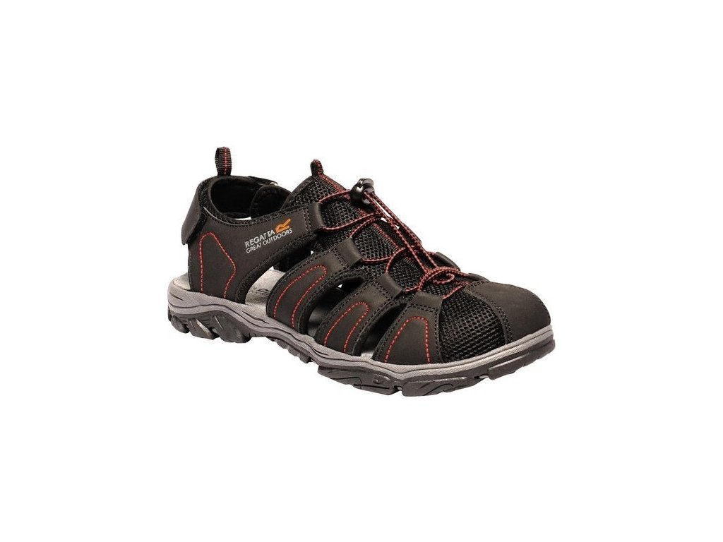 Pánské sandály Regatta Westshore II 1CN hnědé