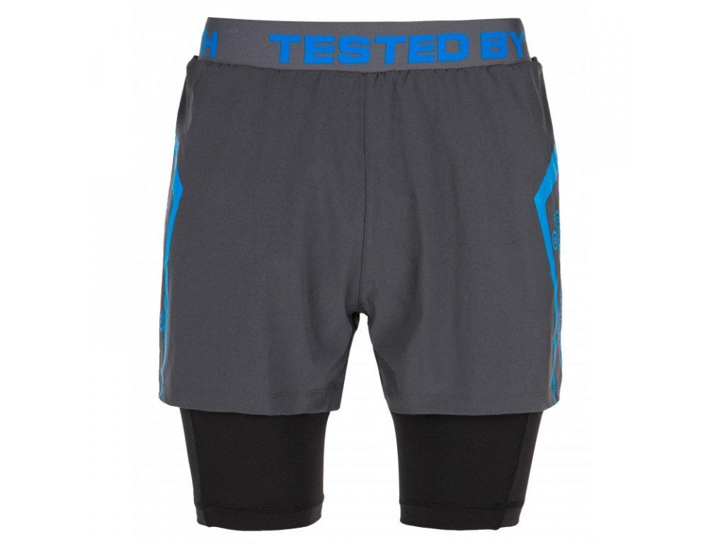 Pánské šortky Irazu-m modrá - Kilpi