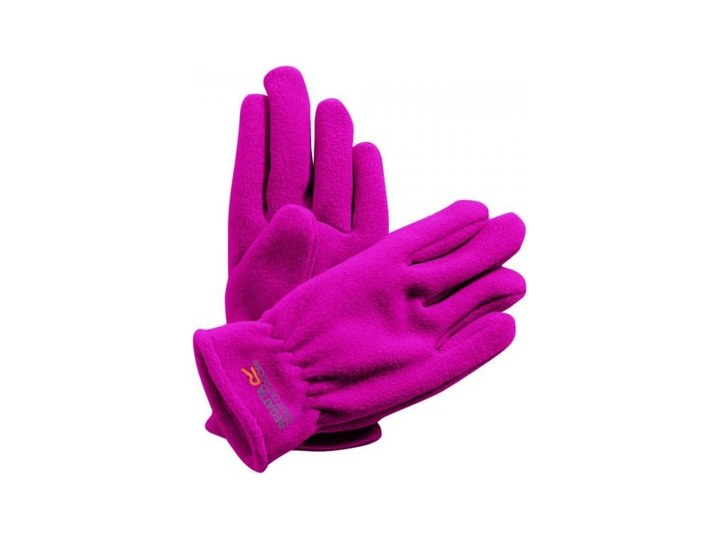 Dětské zimní rukavice Regatta RKG024 TAZ GLOVES II Jem