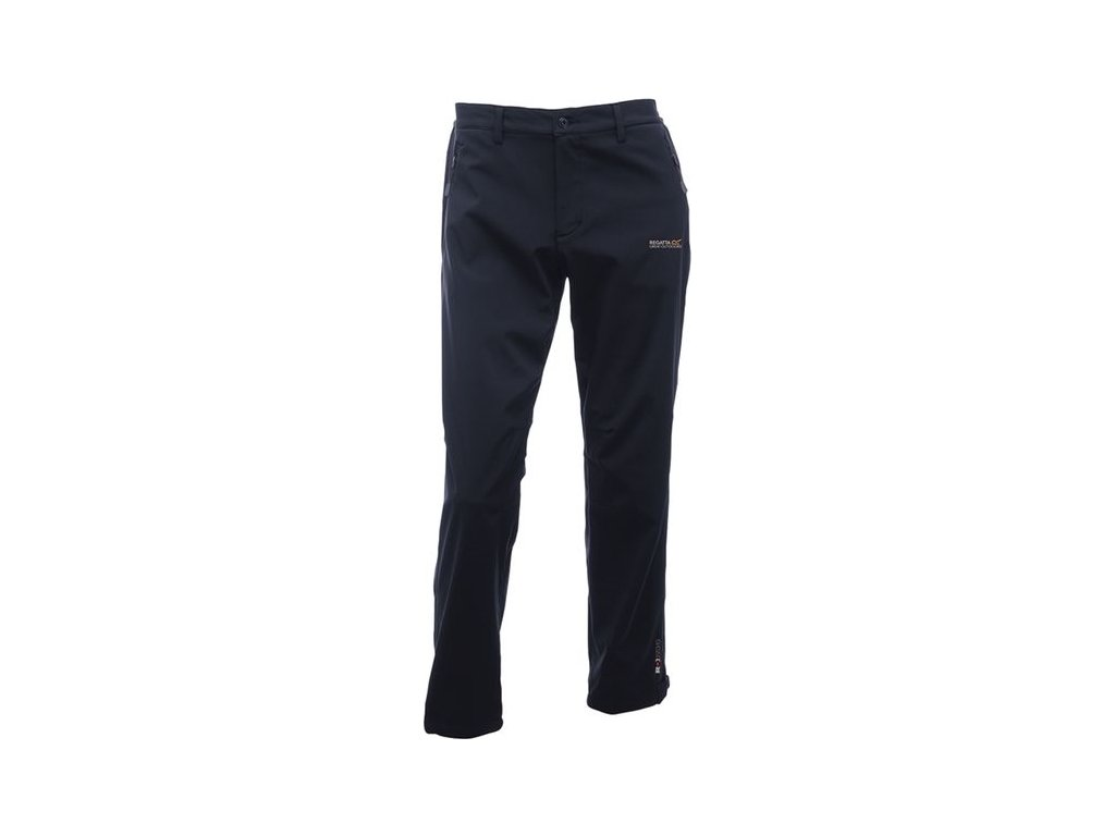 63906 panske softshellove kalhoty regatta rmj117r geo sshell trs ii black