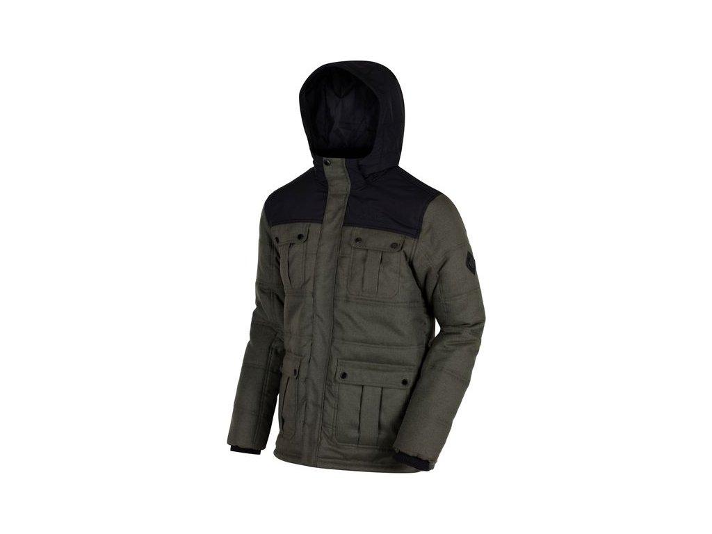 63951 panska zimni bunda regatta rmn095 andor khaki black