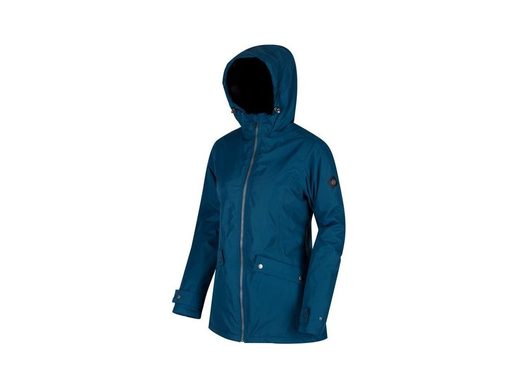 64539 damska zimni bunda regatta rwp239 brienna majolica modra