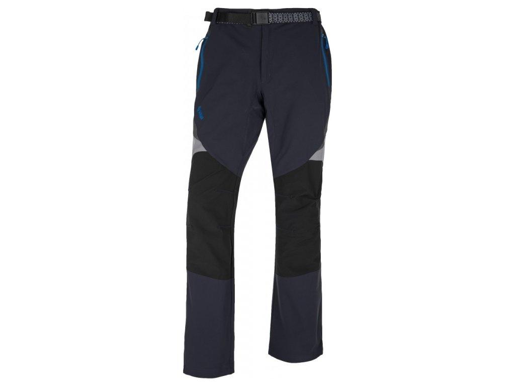 67098 panske technicke kalhoty kilpi highlander m tmave modra