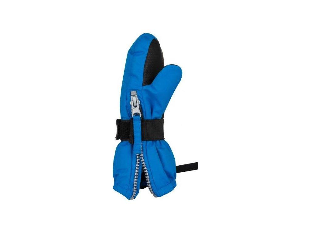 Dětské zimní rukavice KILPI BAMBIE-JB Modrá 18