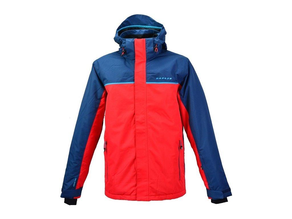 Pánská lyžařská bunda Dare2B SBDMP404 ADMISSION Red