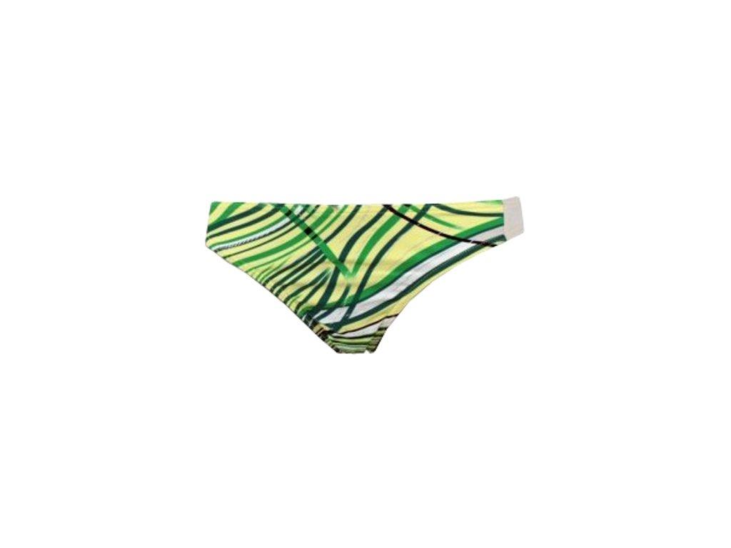 Dámský spodní díl plavek Envy GEPA Zelená
