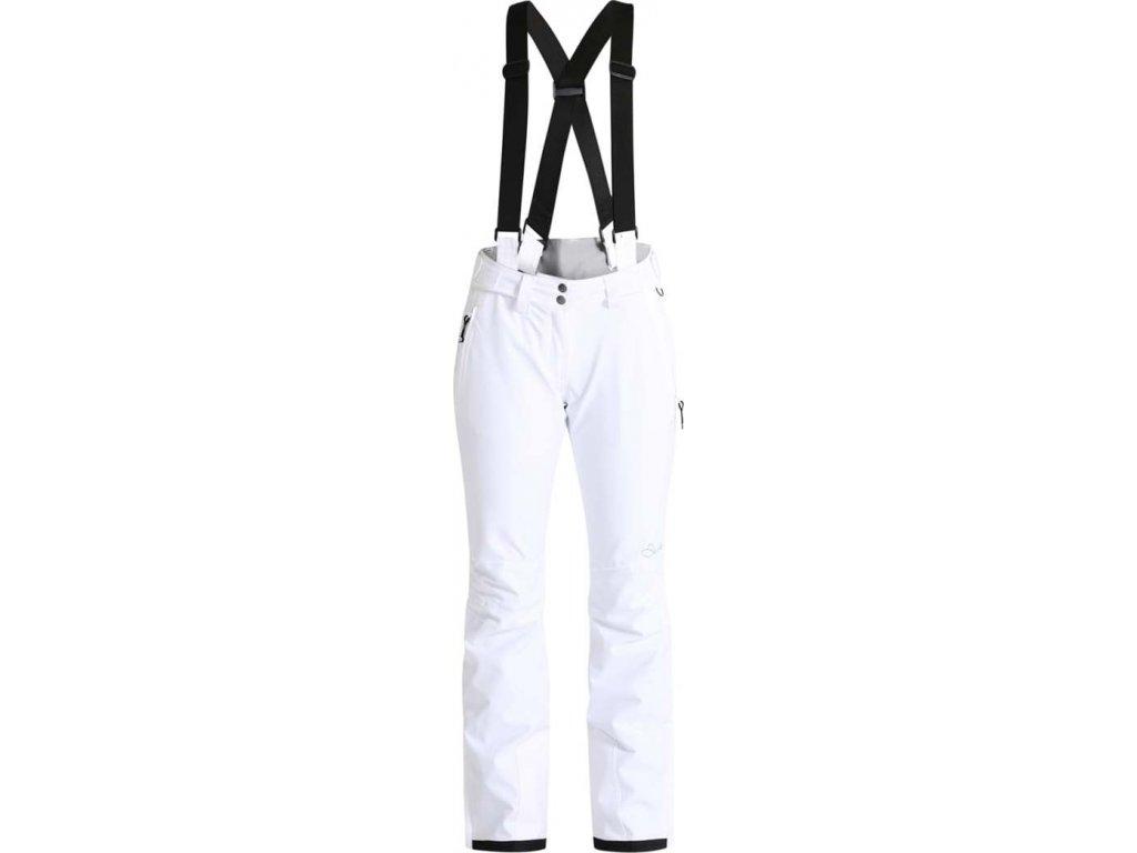 Dámské lyžařské kalhoty Dare2B DWW423R STAND FOR PANT II Bílá