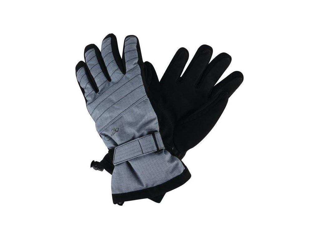 Dámské zimní rukavice Dare2B DWG318 OPUS Glove Šedá