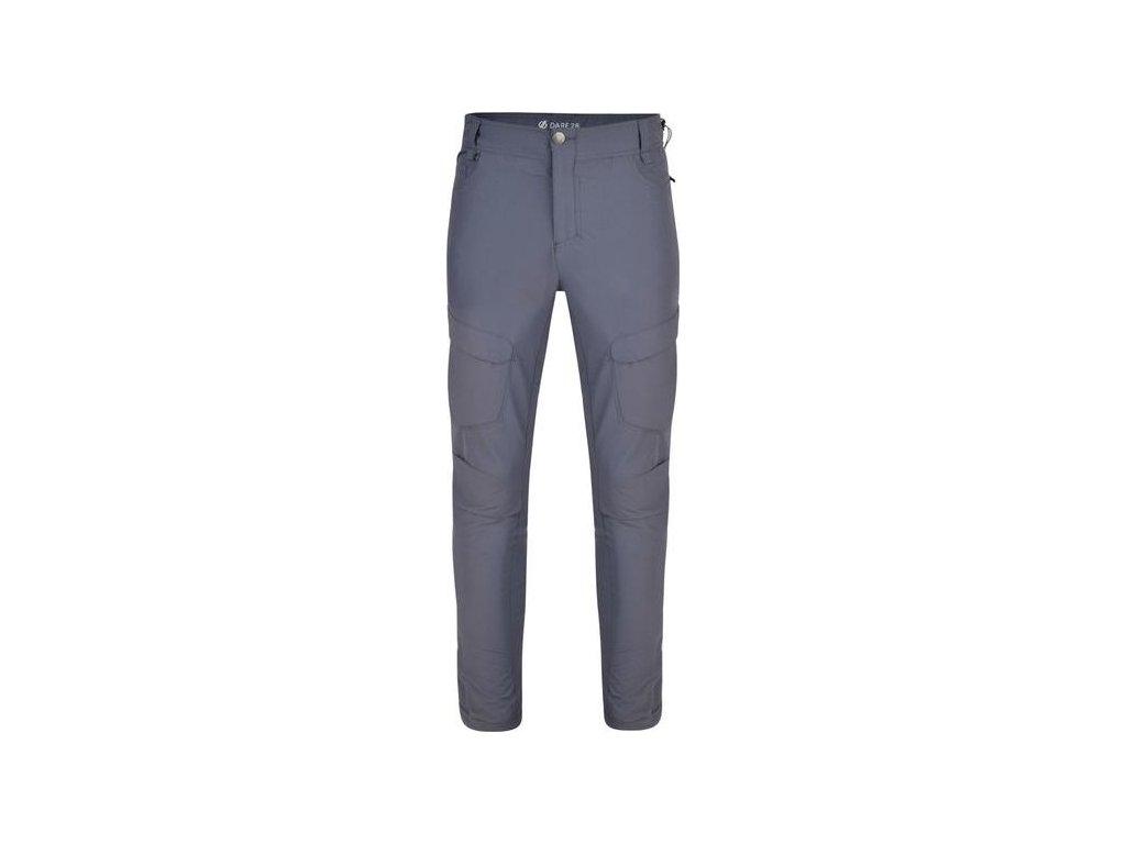 Pánské outdoorové kalhoty DMJ409R Tuned In II Trs Šedé