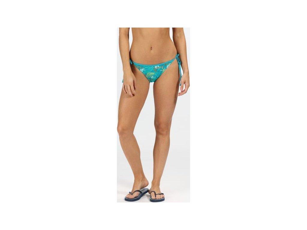 95012 damsky spodni dil plavek rwm008 regatta aceanabikini string zelene