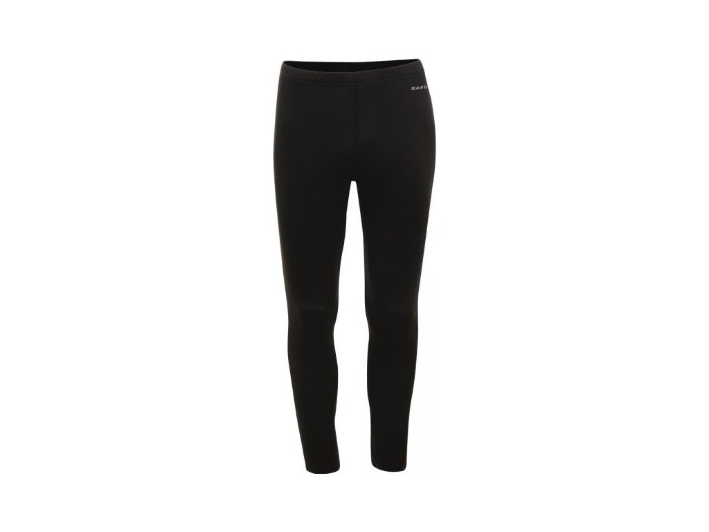 Pánské termo kalhoty Dare2B SBDMU322 ACTUALISE Legging Black