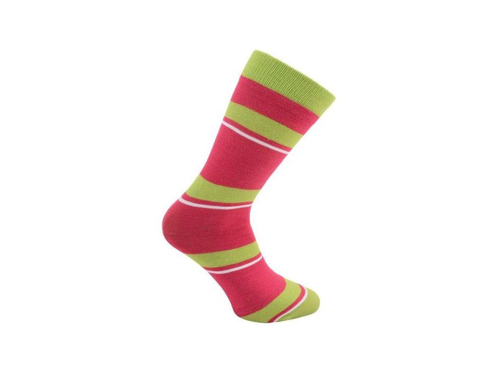Dětské ponožky DKH300 Dare2B Footloose II Růžové