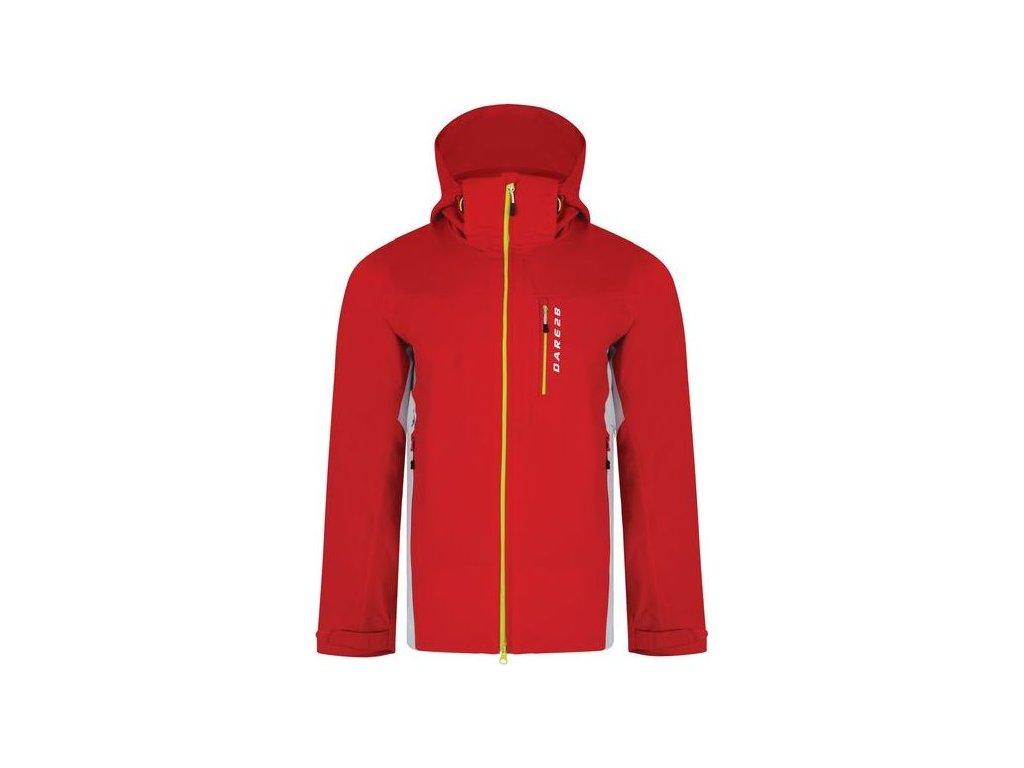 Pánská outdoorová bunda Dare2B DMW411 Diligence Červená