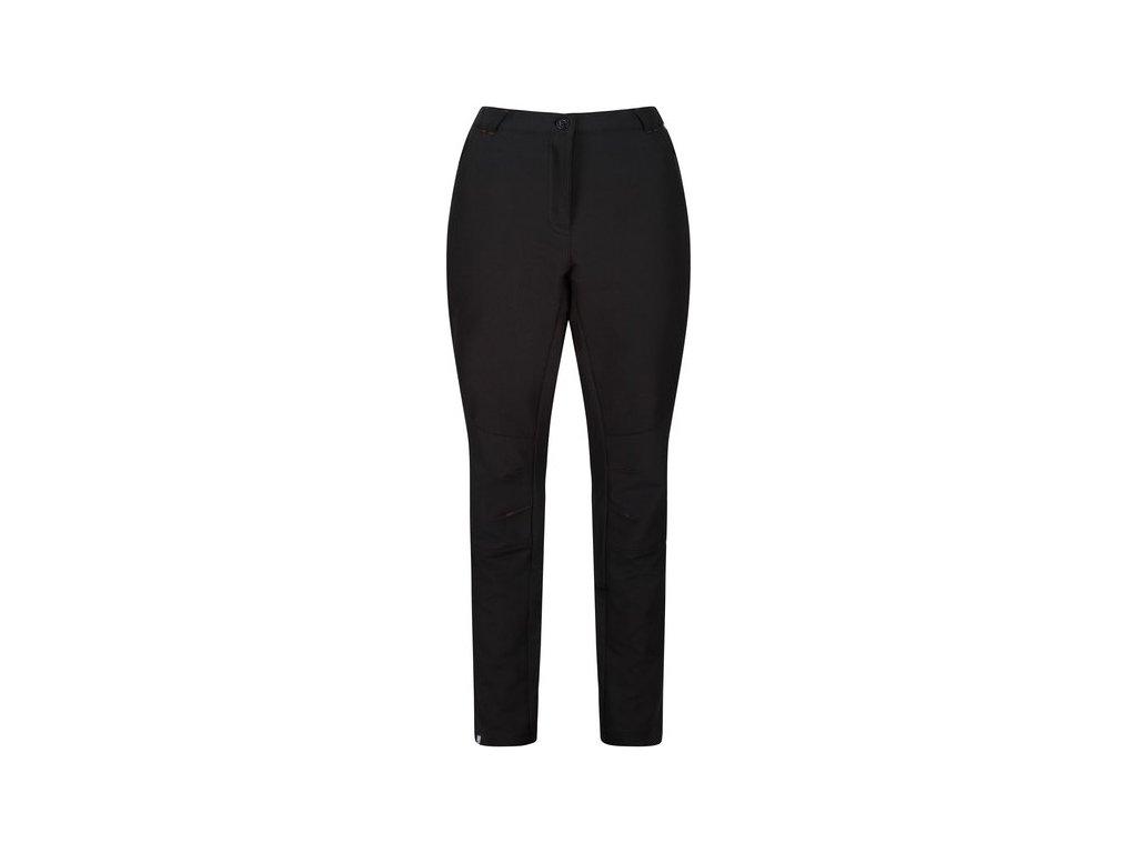 96260 damske outdoorove kalhoty regatta rwj215r questra ii cerna