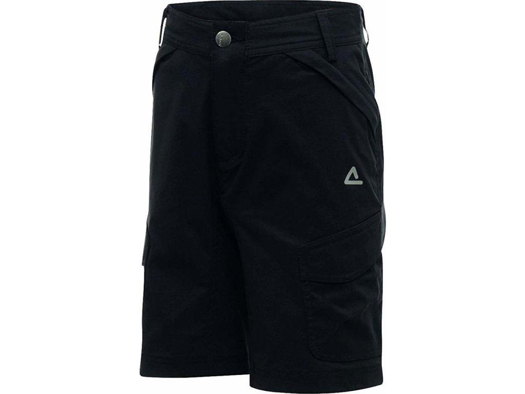 Dětské šortky DKJ015 DARE2B Unbounded Short Černé