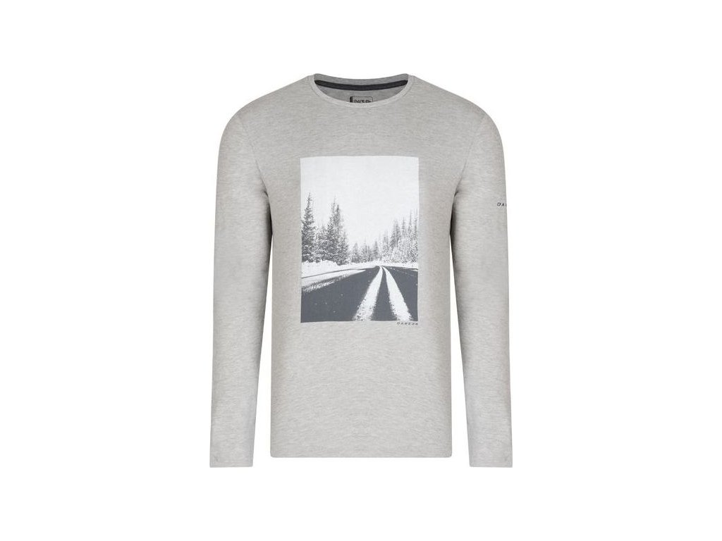 Pánské tričko DMT452 DARE2B Fused Tee Šedé