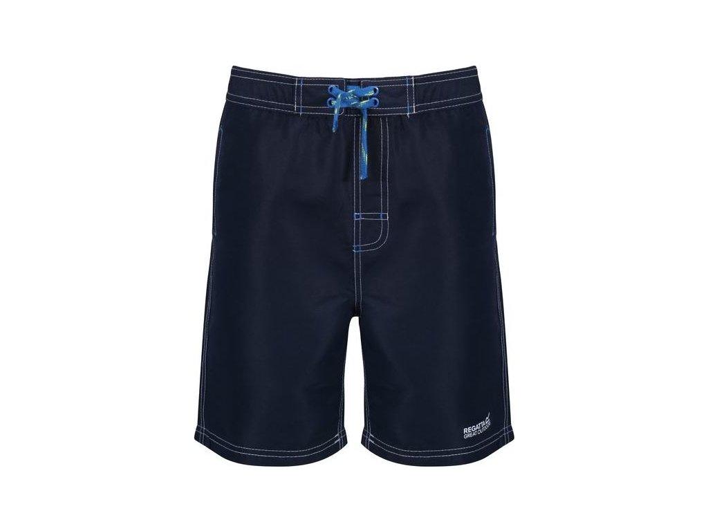 Chlapecké koupací šortky RKm004 REGATTA  Skooba II Tmavě modré