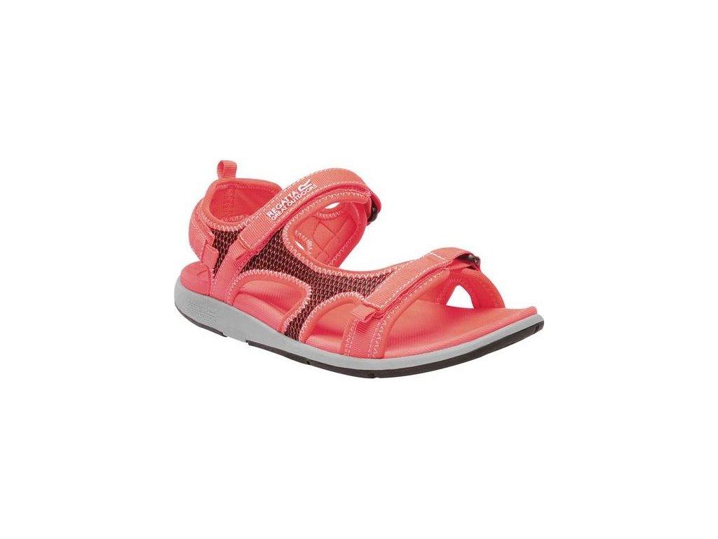 Dámské sandály RWF547 REGATTA Lady Ad-Flo Oranžové