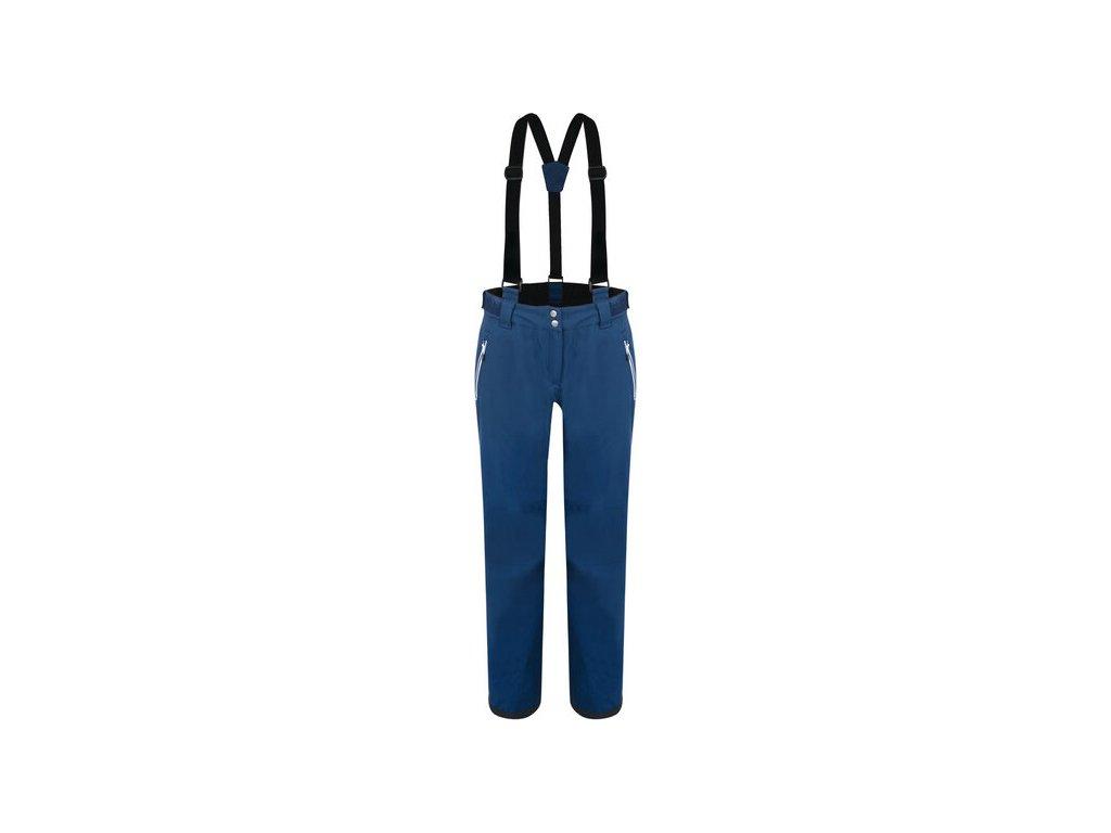 Dámské lyžařské kalhoty DWW460 DARE2B Effused Modré