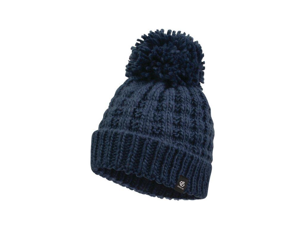 Dámská zimní čepice DWC344 DARE2B Convoke Modrá