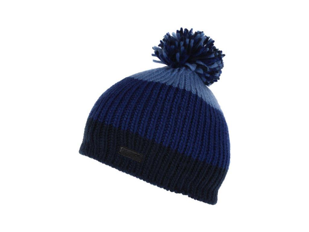 Dětská zimní čepice RKC177 REGATTA Davin II Tmavě modrá
