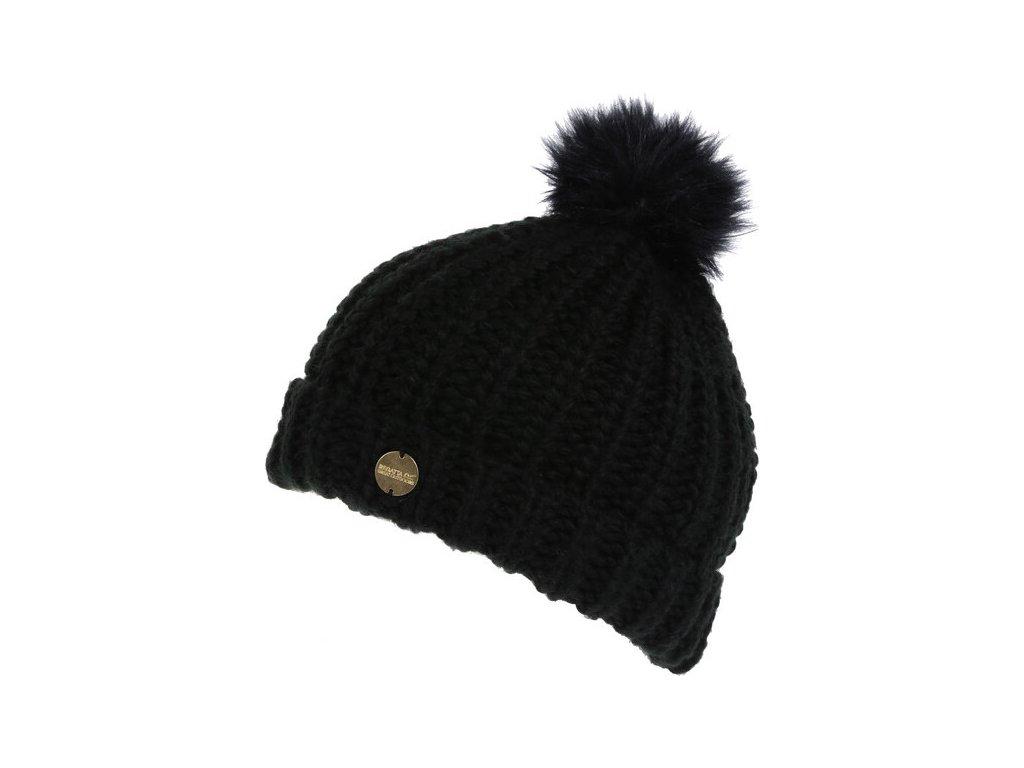 Dámská zimní čepice RWC099 REGATTA Lovella II Černá