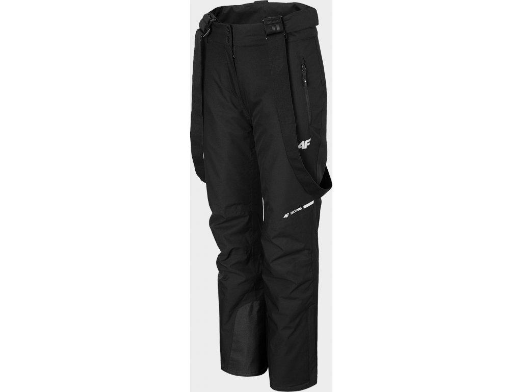 97535 damske lyzarske kalhoty 4f spdn300 cerne