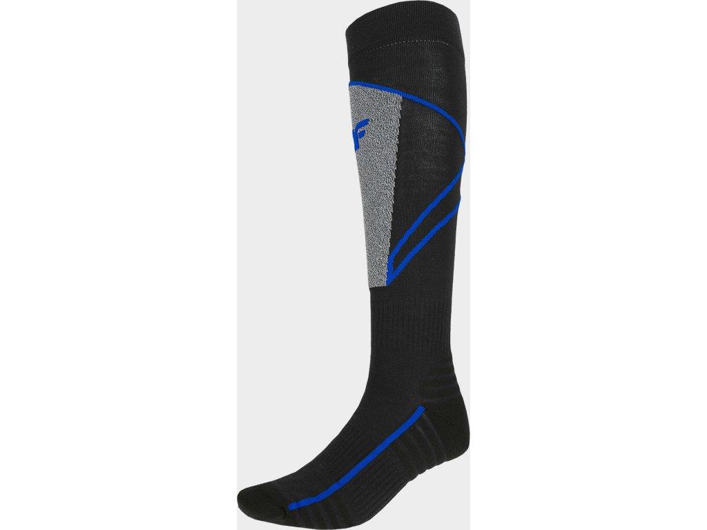 97649 panske lyzarske ponozky 4f somn200 tmave modre