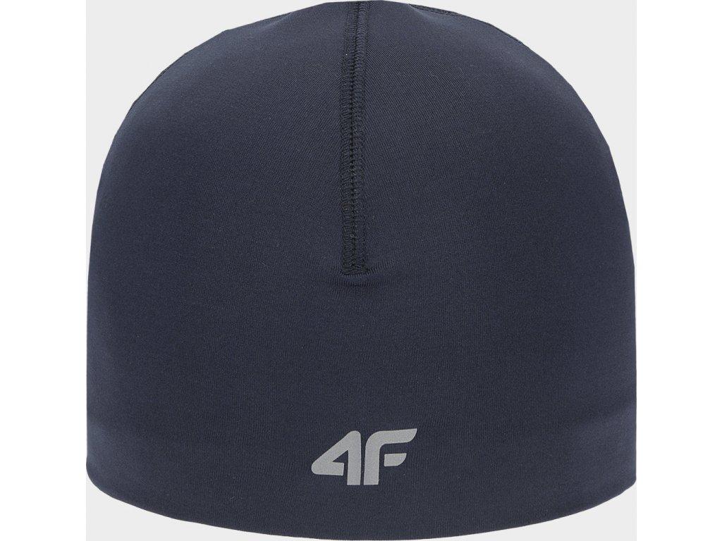 Běžecká čepice 4F CAF200 Modrá