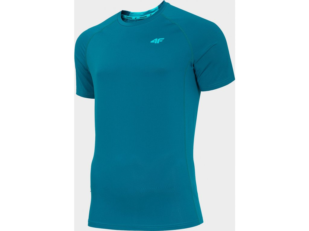 Pánské funkční tričko 4F TSMF260 Tmavě modré