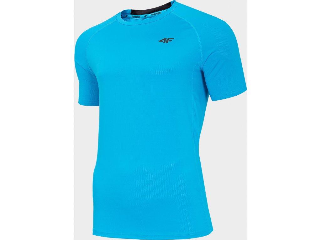 Pánské funkční tričko 4F TSMF260 Modré