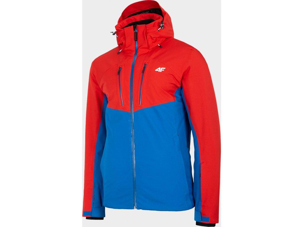Pánská lyžařská bunda 4F KUMN258R  Modrá