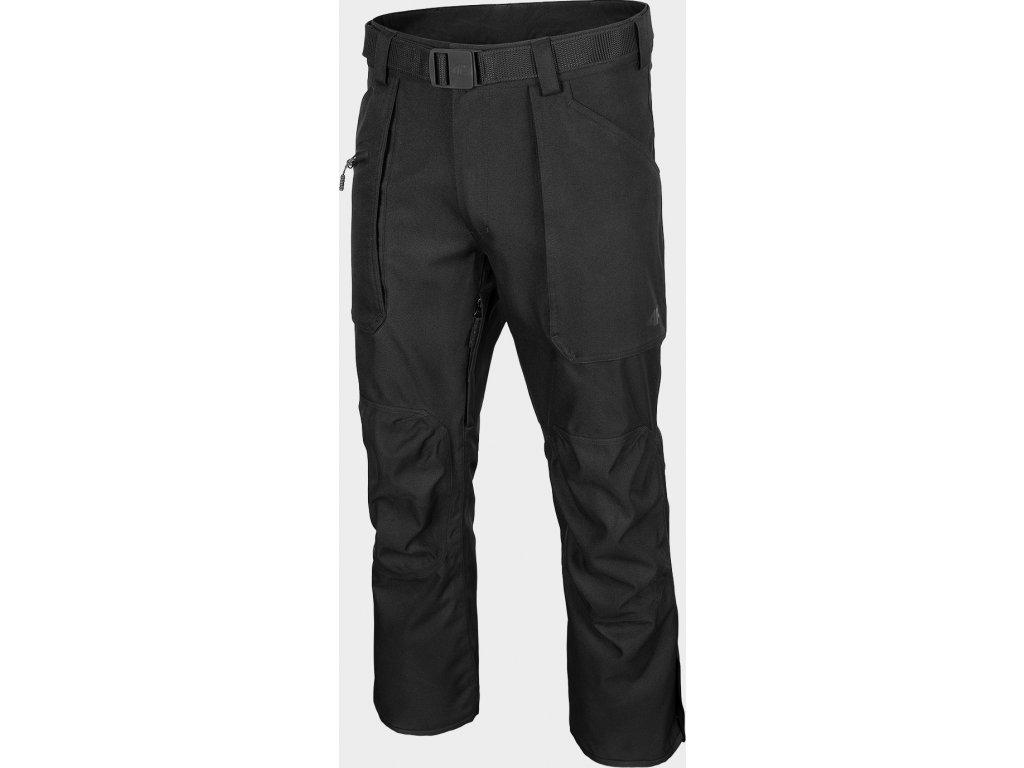 Pánské lyžařské kalhoty 4F SPMN552 Černé