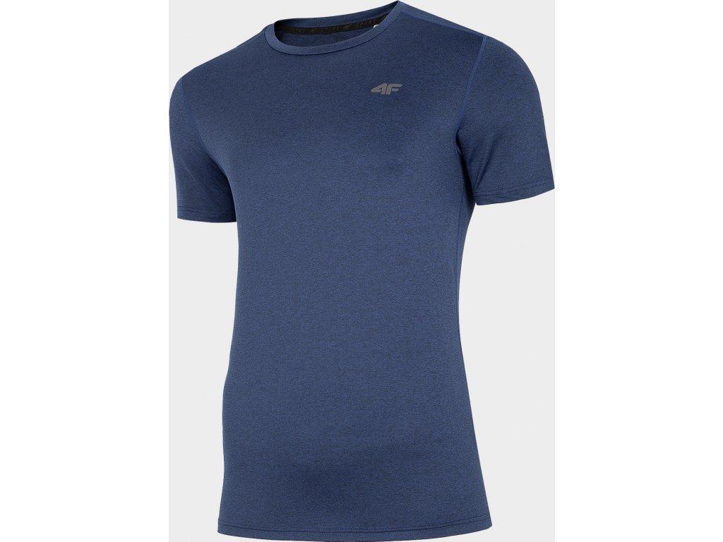 Pánské funkční tričko 4F TSMF301 Tmavě modré