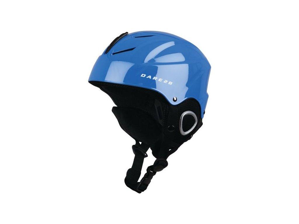 Dětská lyžařská helma DUE337 DARE2B Scudo Modrá