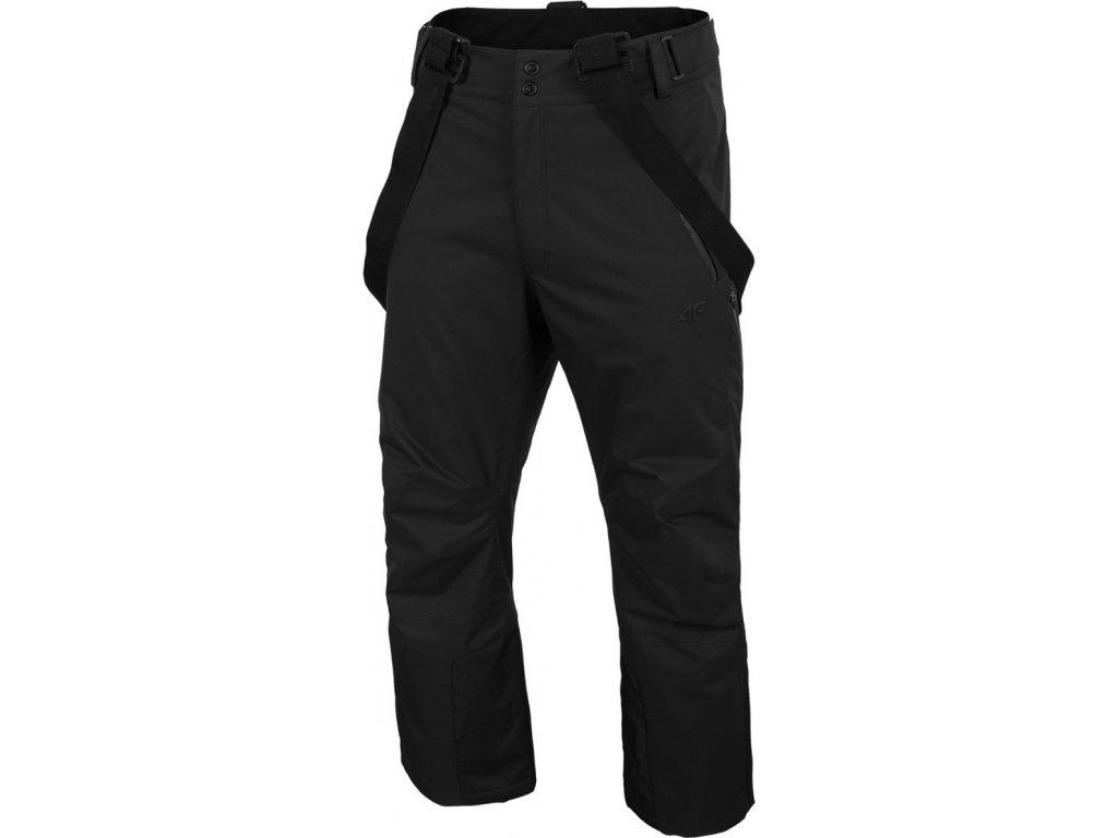 Pánské lyžařské kalhoty 4F  SPMN012S Černé