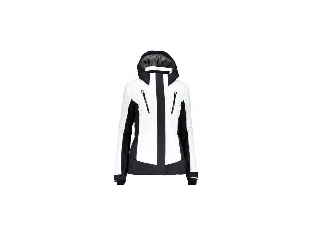 Dámská lyžařská bunda 4F KUDN072A Bílá