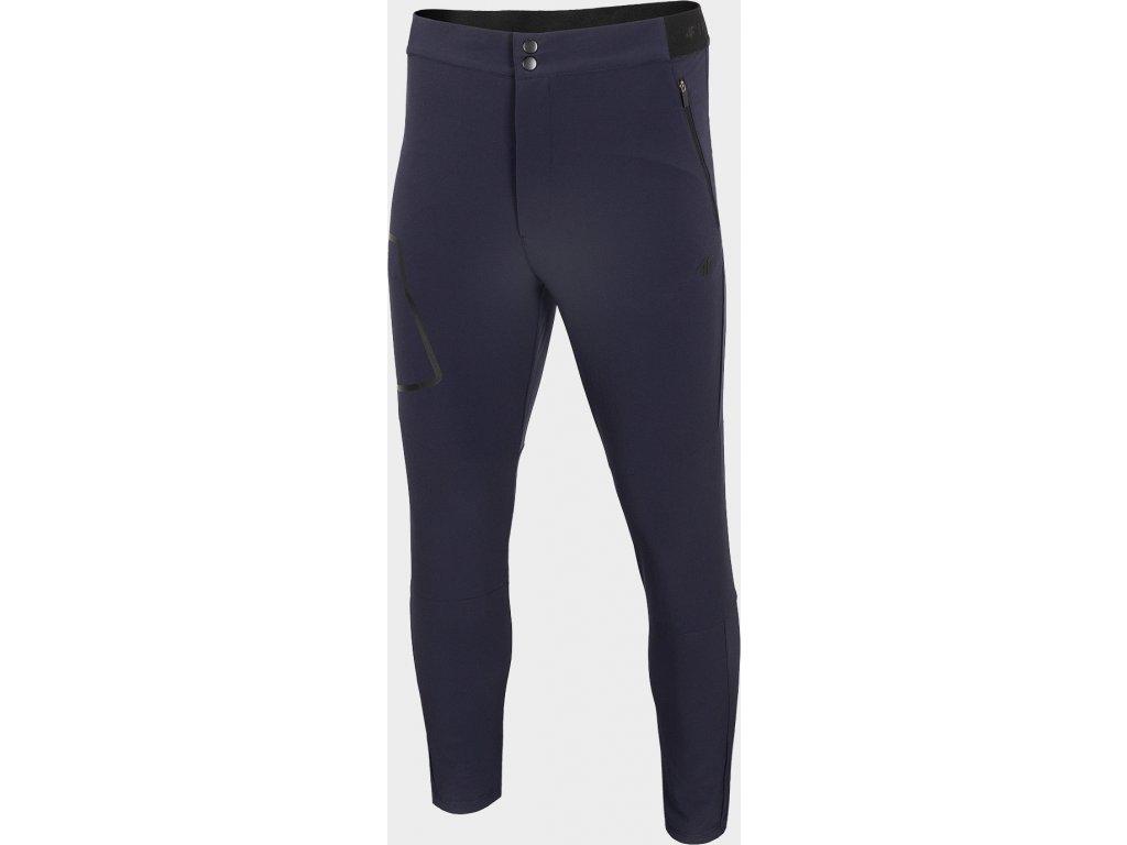 98960 panske outdoorove kalhoty 4f spmc201 tmave modre
