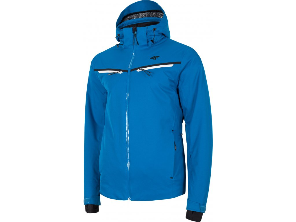 99107 panska lyzarska bunda 4f kumn007 modra