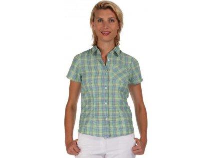 Dámská košile REGATTA RWS054  Modrá