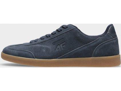Pánská obuv 4F OBML200 Tmavě modrá