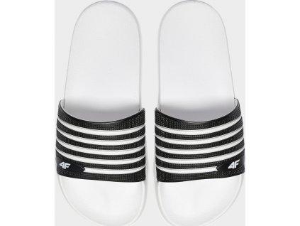 Dámské pantofle 4F KLD200 Černé