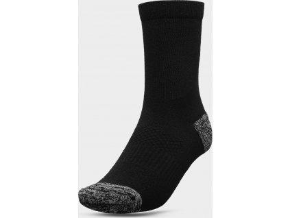 Trekingové ponožky 4F SOUT201 Černé