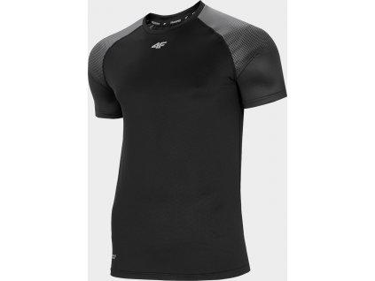 Pánské funkční tričko 4F TSMF206 Černé