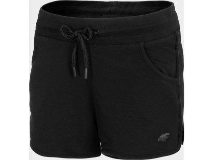 Dámské šortky 4F SKDD300 Černé