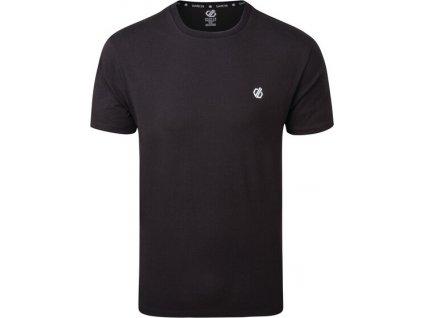Pánské tričko Dare2B DMT528 Devout Tee Černé
