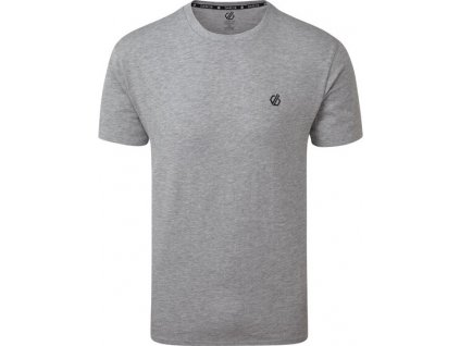 Pánské tričko Dare2B DMT528 Devout Tee Šedé